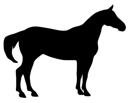 horse head clip art 22 horse head silhouette clip art free rh pinterest com clip art horses and dogs clip art horses black and white