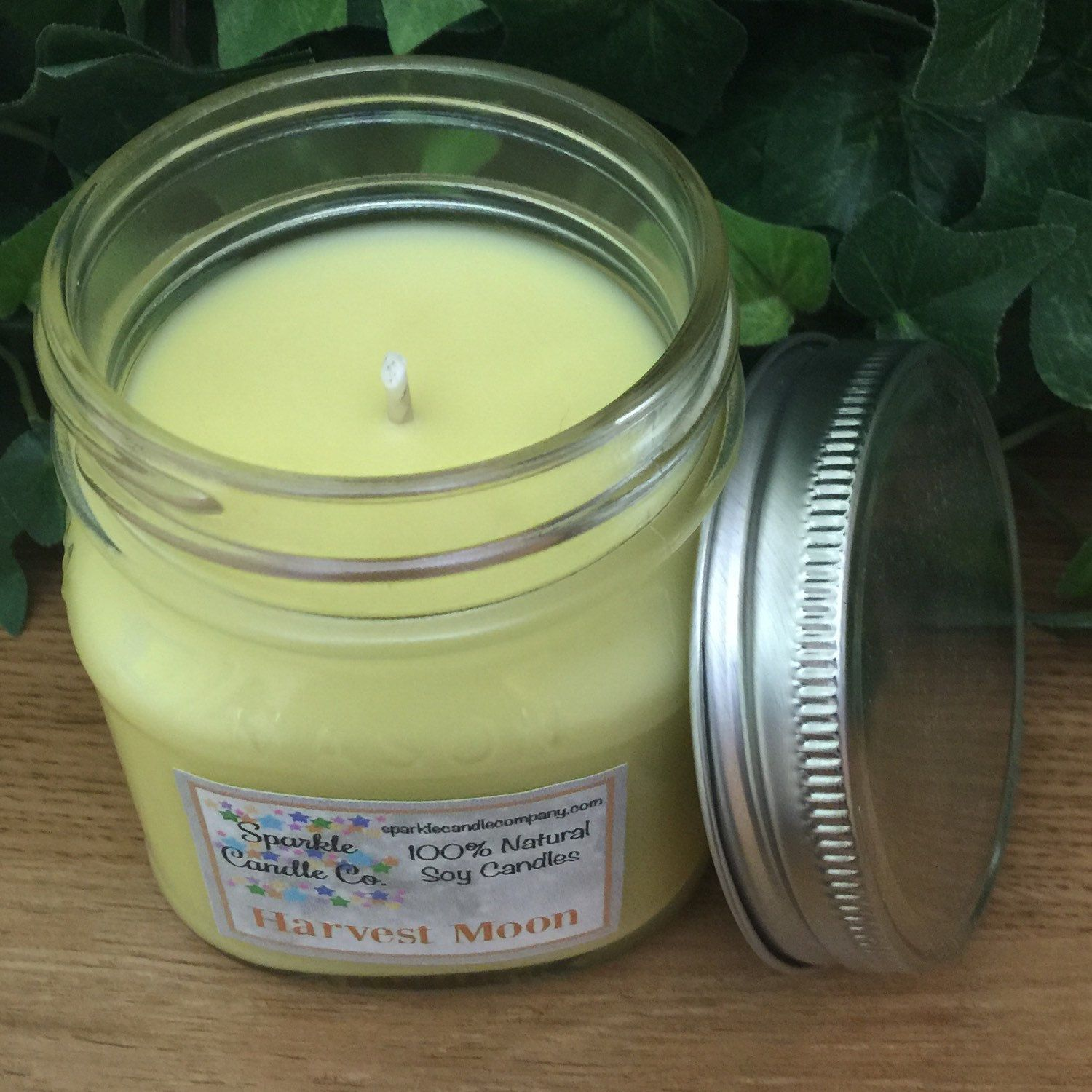100% Natural Soy Candle