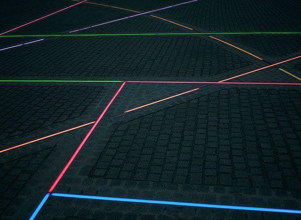 lighting pattern. pavement lighting pattern google search