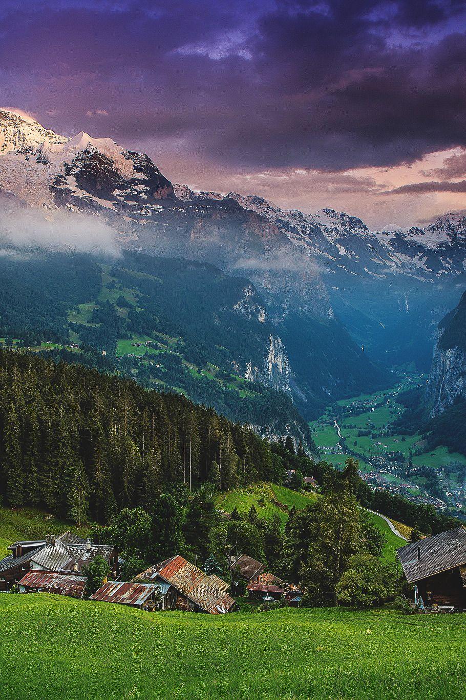 wnderlst: Wengen, Suisse | Mathieu Dupuis