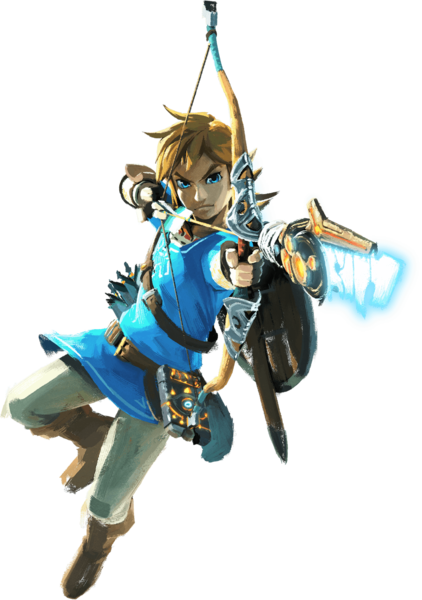File Link Botw Png Smashwiki The Super Smash Bros Wiki Legend Of Zelda Breath Breath Of The Wild Legend Of Zelda