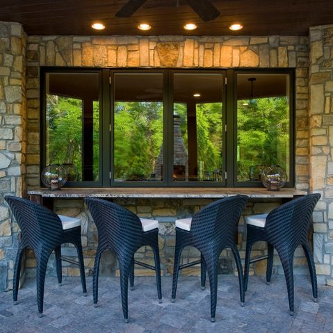 Pass Through Window Design Ideas, Pictures, Remodel and Decor Home