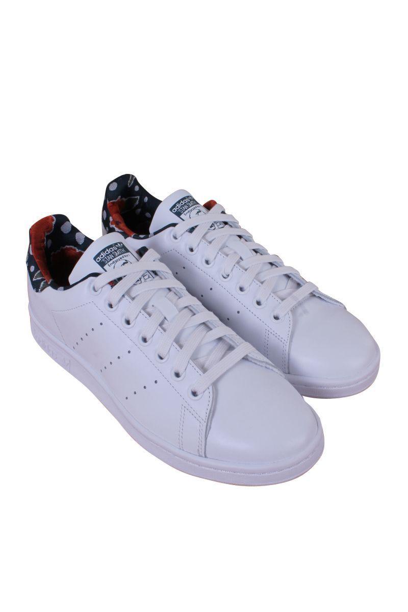Stan Smith W las mujeres blancas utigrn s32252 Adidas Products Pinterest