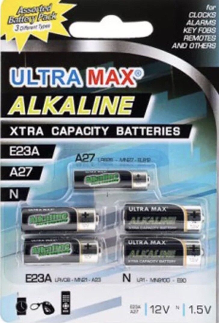 ultra max n 1 battery