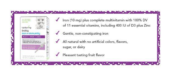 The Best Ways To Make Liquid Iron Supplements For Baby Taste Better Iron Supplement Liquid Iron Supplement Supplements