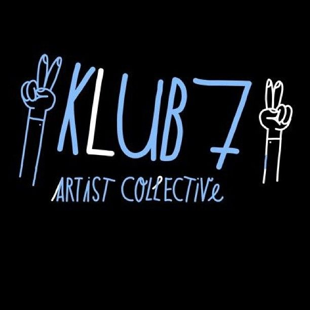 #KLUB7 by #MikeOkay #Artistcollective from #Berlin