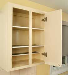 Instruction Guide: Replacing cabinet doors & drawer fronts to give kitchen a new look without doing a major renovation.
