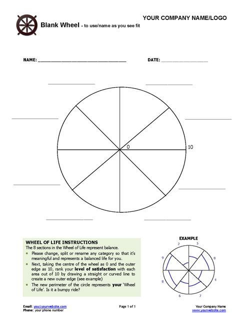 Blank coaching wheel time management pinterest career one of our most popular downloads this blank wheel of life is a fully customizable essential tool for coaches ibookread PDF