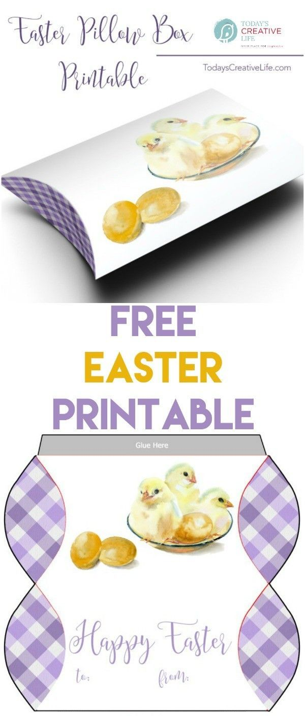 Free easter printables easter pillows easter printables and free easter printables negle Images