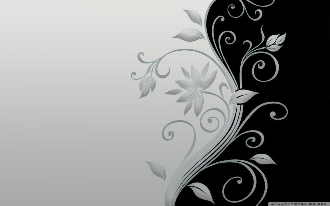 Flowers for flower ector flowers wallpapers hd wallpapers gray and white flower wallpaper desktop background mightylinksfo