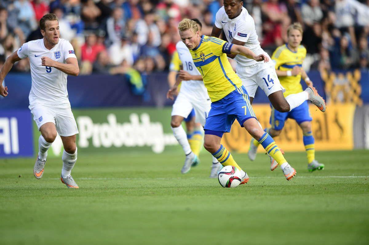 Sverige-England U21