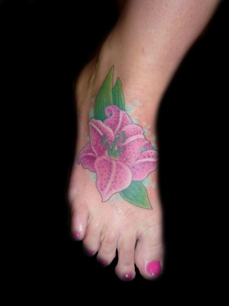Foot Tattoos Body Art Pinterest Tattoo Body Art And Flower