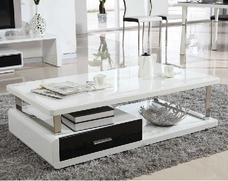 Contemporary Glossy Coffee Table 2017 New Mdcft Gl B 2 199 99 Online Ping China Furniture Whole Best Price And Top Quality