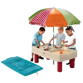 Costco Step2 Naturally Playful Sand And Water Activity Center Sand And Water Table Kids Water Table Best Water Table