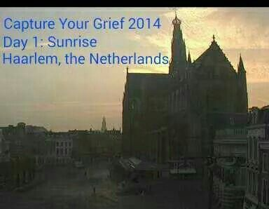 #Captureyourgrief  Day 1: Sunrise  Haarlem, the Netherlands.    After the loss of our son i couldn't understand that the world kept going, the sun came up every morning and everybody went on with their lives while our time was standing still...  #CaptureYourGrief