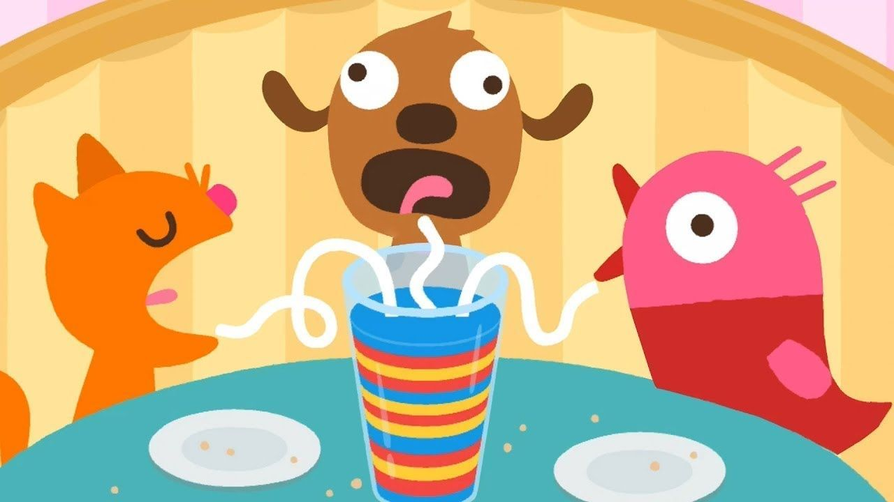 Sago Mini Pet Cafe Best Apps for Kids iPhone iPad and