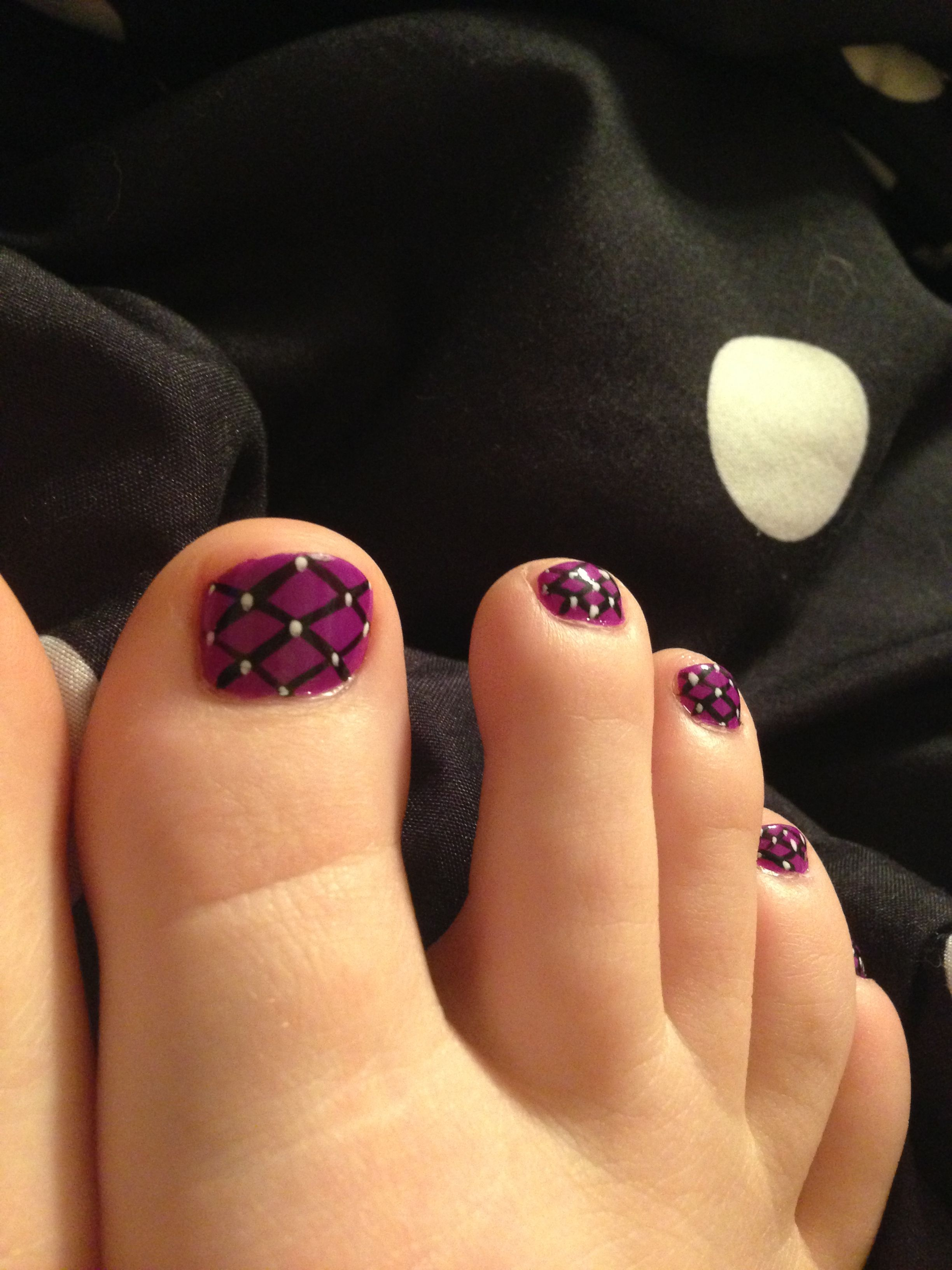 Toe nail designs.   Nails   Pinterest   Nagelschere