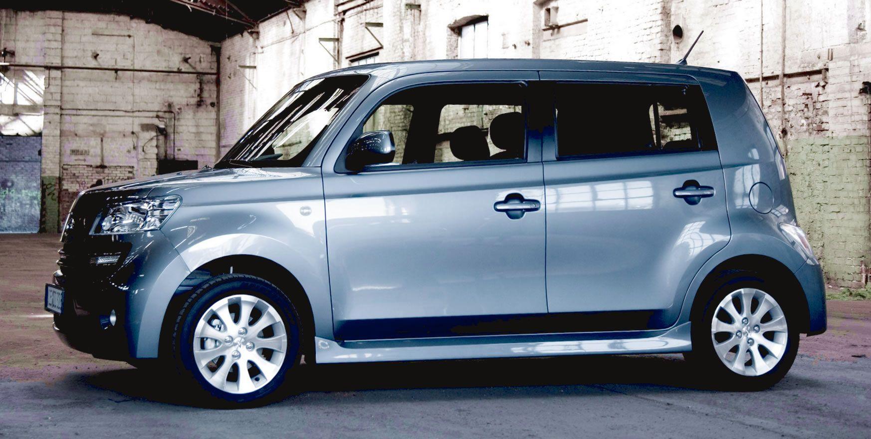 Daihatsu Materia The Daihatsu Materia Daihatsu Coo In Japan