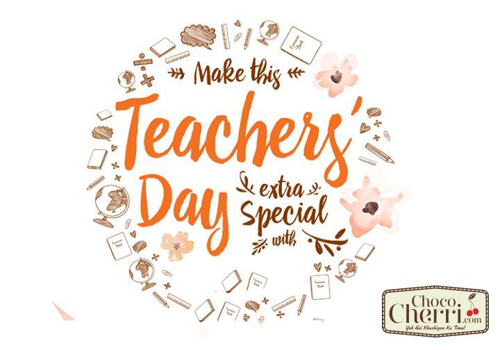 It takes big Heart to help shape little minds #Teacherday #Chococherri #Cakeinpatna