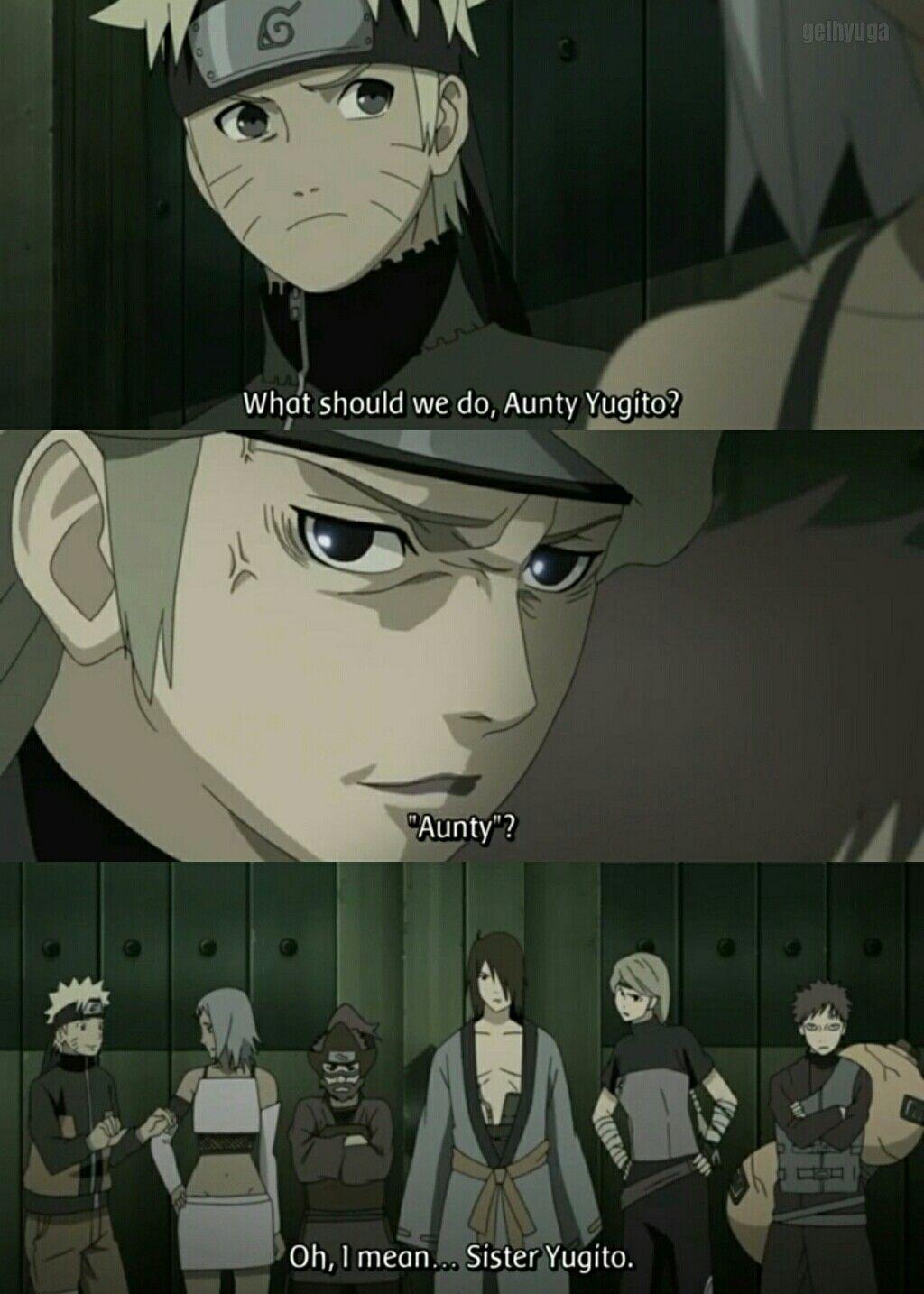 Naruto Yugito - Animebts