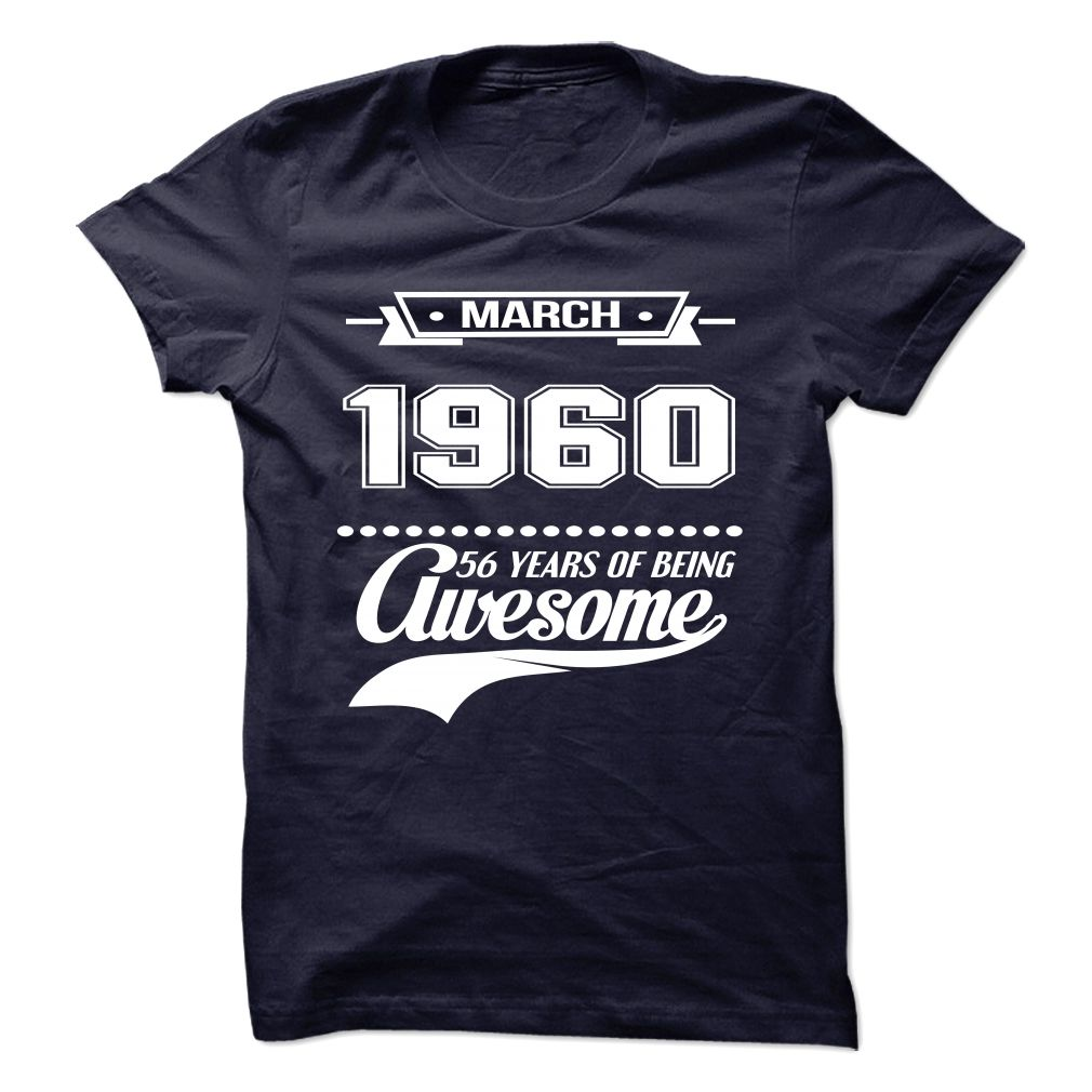 Mar-60 T-Shirts, Hoodies. Get It Now ==► https://www.sunfrog.com/Birth-Years/March-1960.html?41382