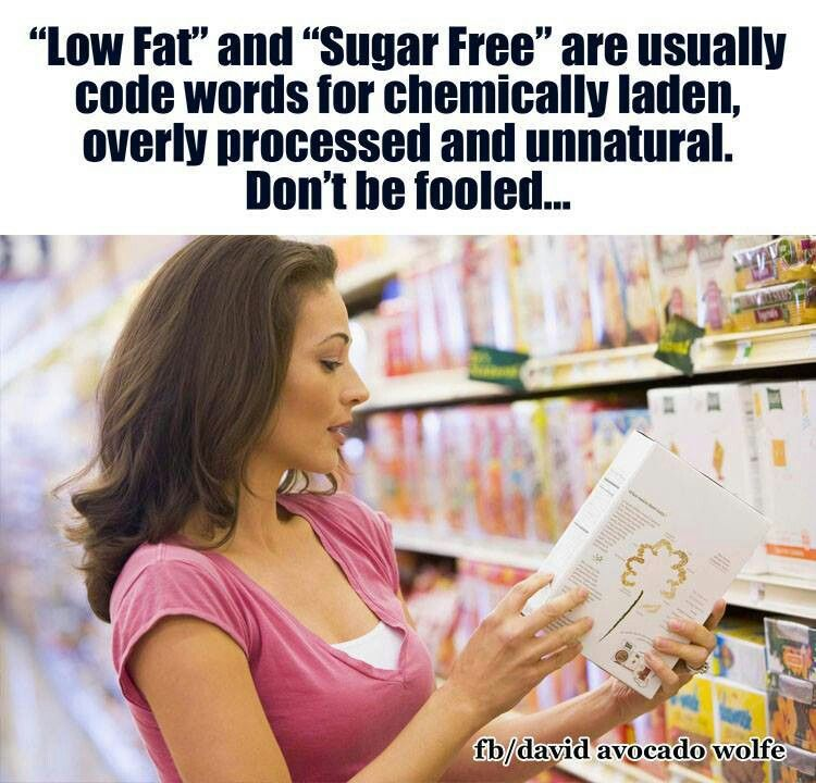 Read the label. #real #food