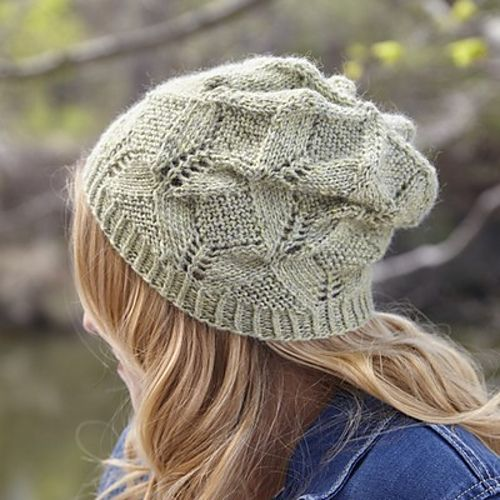 Ravelry: Atrium Hat pattern by Kirsten Hipsky (With images ...