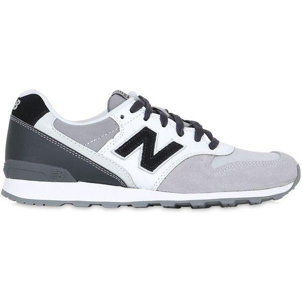 on sale 62546 22641 New Balance Women 996 Nylon & Suede Sneakers (315 PEN ...