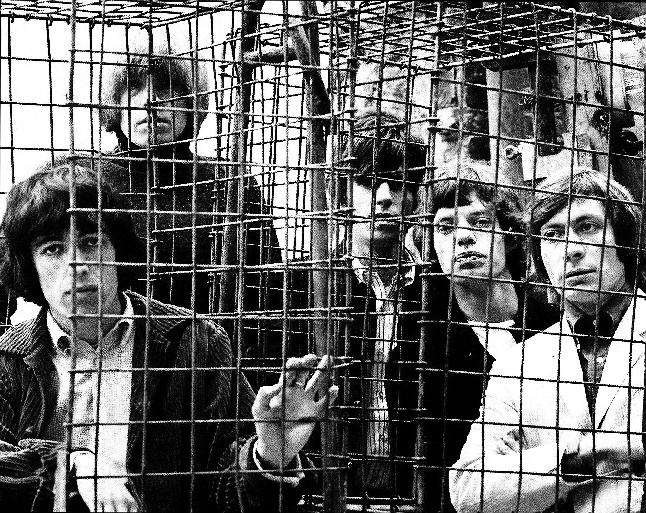 The rolling stones gered mankovitz the beatles