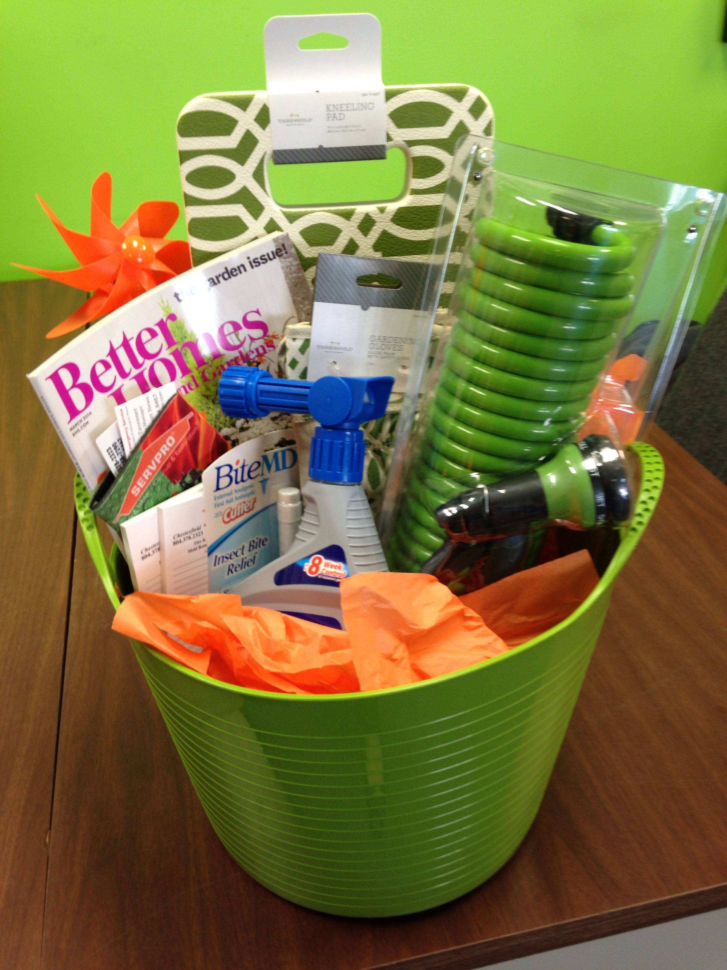 Spring Raffle Prize idea! #beprepared for spring | Raffle ...
