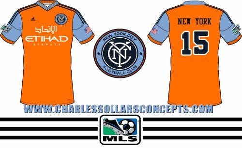 773c2fad5 nyfc 2  New York City Football Club striped concept kits with  Etihad  Airways shirt