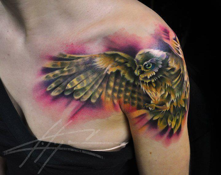 Pin De Salvador Dominguez En A Tatuajes En El Hombro Para