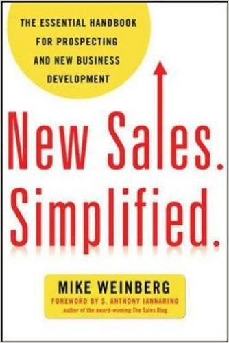 Best books on sales and business development