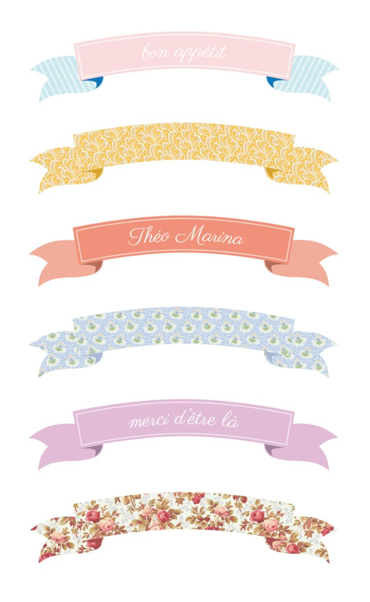 picture regarding Printable Cake Toppers identify Do it yourself : décorations pour gâteaux (« cake toppers ») Cupcake