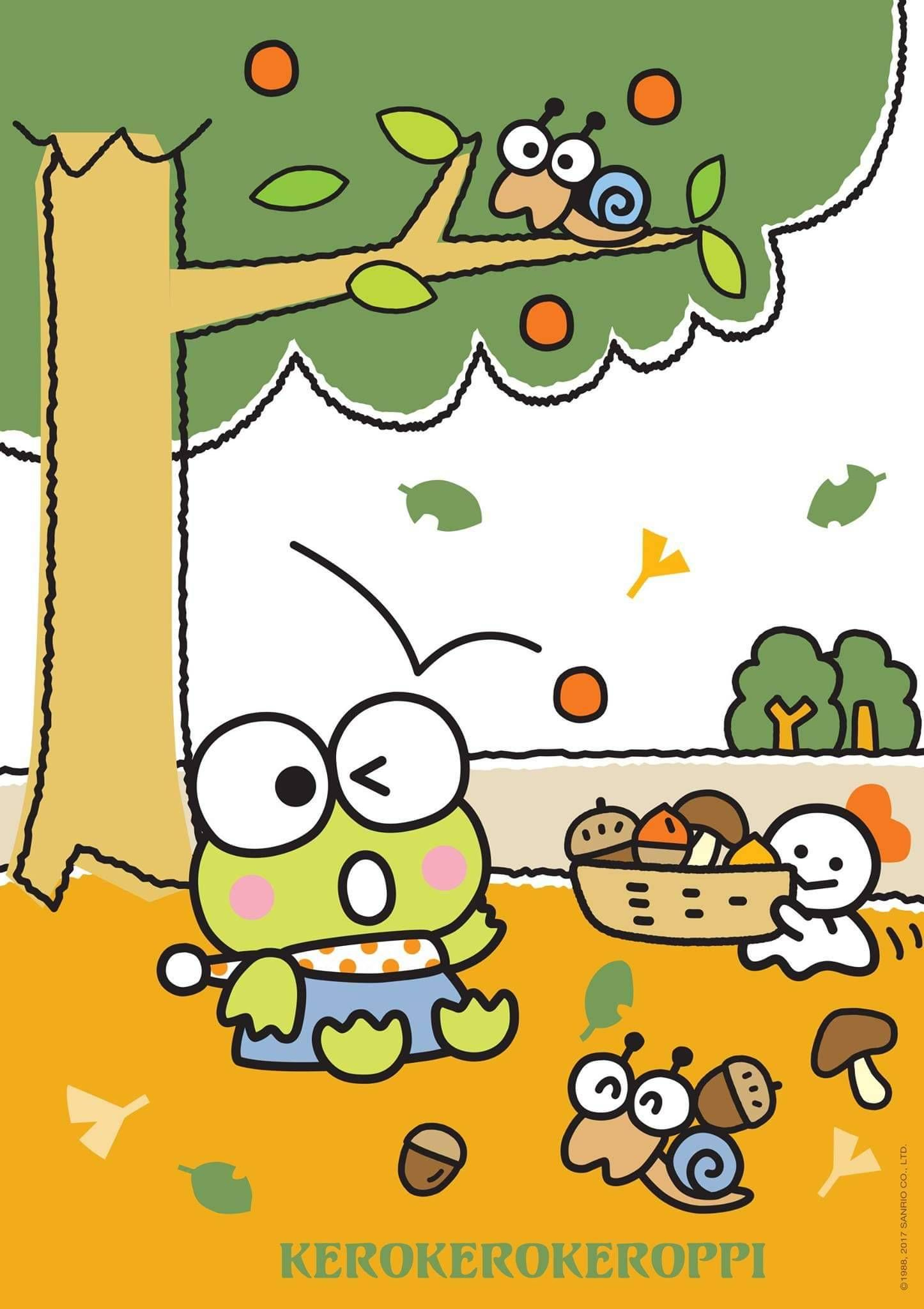 Keroppi Wallpaper By I Want My Life To Be H2over On Cool