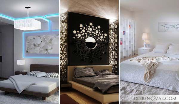 22 Creative Bedroom Lighting Ideas Svetlaya Spalnya Sovremennaya