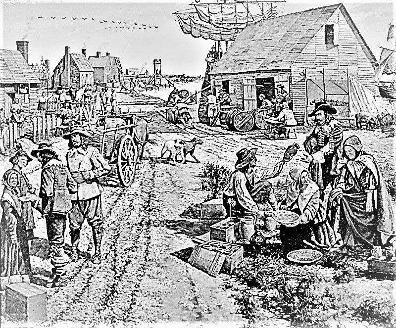 Colonial Indentured Servants (With images) | Indentured ...