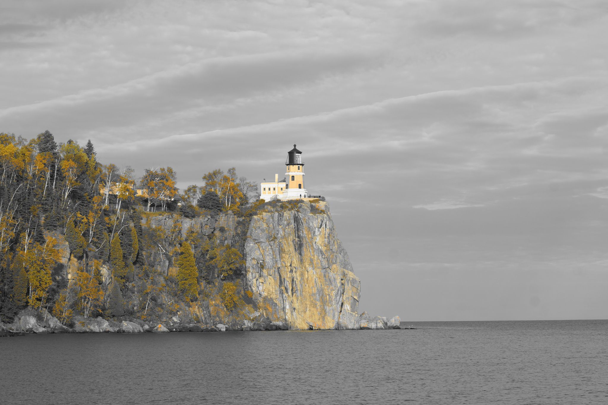 Split Rock, Lake Superior... - Oct. 5th 2015 my first visit to Split Rock on Lake Superior and definitely not my last... what a beautiful place!
