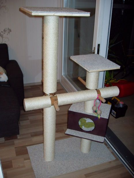 diy cat tree with hammock diy cat tree with hammock   diy cat tree cat tree and cat  rh   sk pinterest