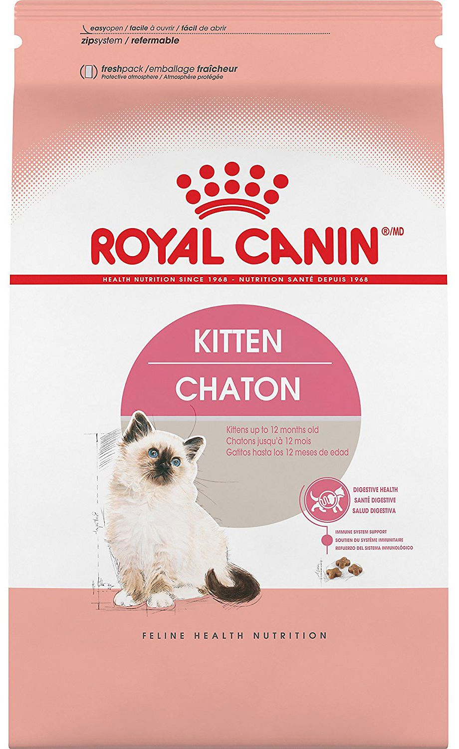 Royal Canin Feline Health Nutrition Cat Food Feline Health Kitten Food Health And Nutrition