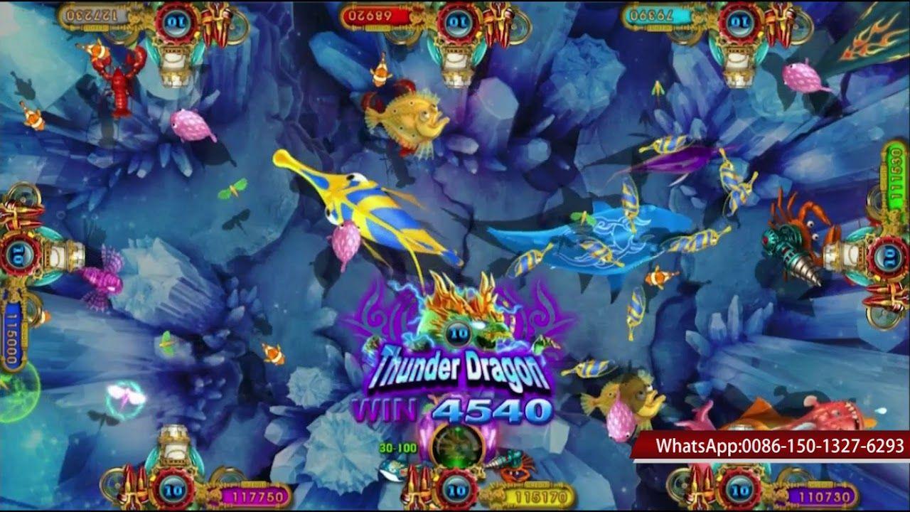 High Profit IGS Fishing Game Board Ocean King 3 Monster