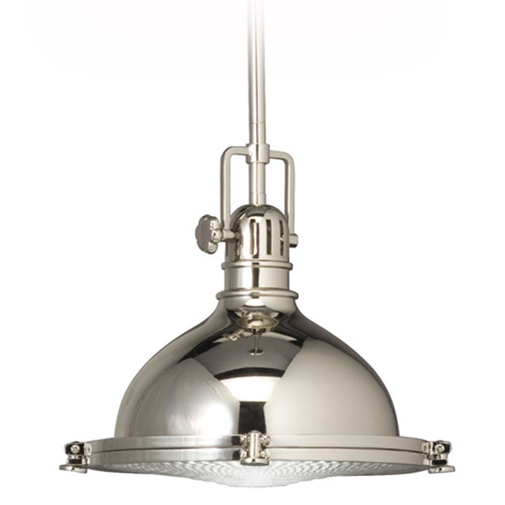 Kichler Lighting Kichler Nautical Pendant Light with Fresnel ...