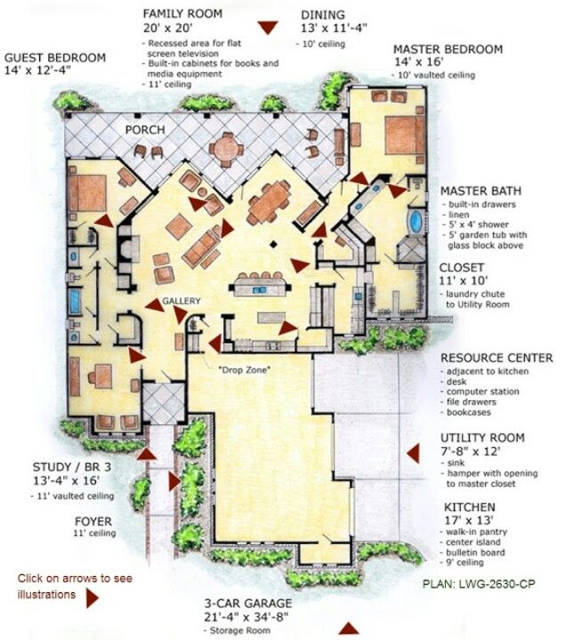 Casitas Design And Diversity Family Home Plans Blog Mediterranean Style House Plans Family House Plans Mediterranean House Plans