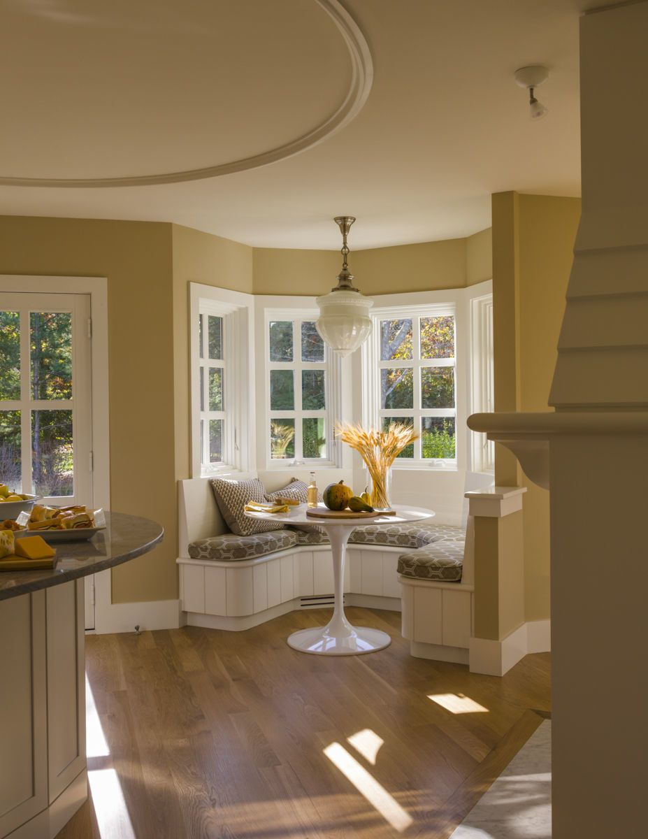 Kitchen Great Room Designs: The Dining Room Is Great For Formal Affairs While A Small