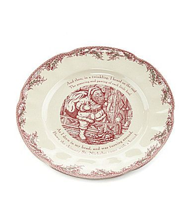 Johnson Brothers Twas the Night Dinnerware Collection #Dillards Ask dad what I need.  sc 1 st  Pinterest & Johnson Brothers Twas the Night Dinnerware Collection #Dillards ...