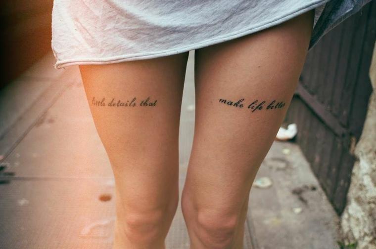 Englisch tattoo sprüche frauen 350+ Tattoo