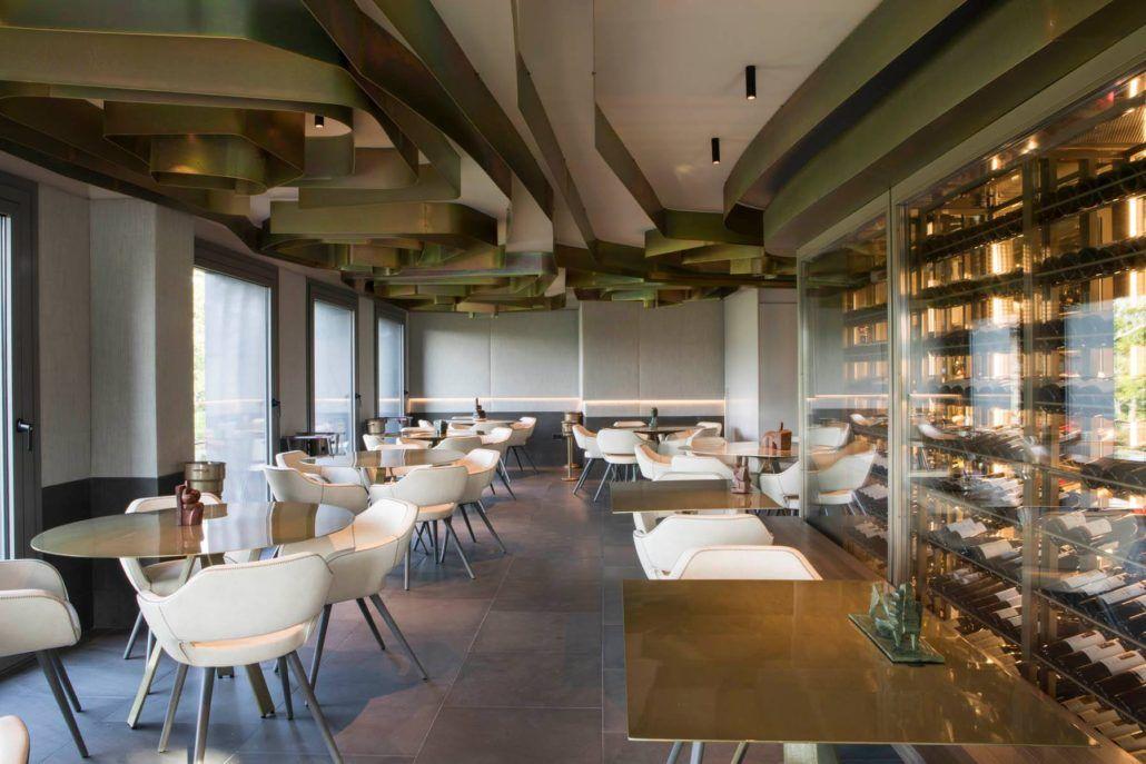 iluminacion comedor restaurante callizo- | Iluminación de ...