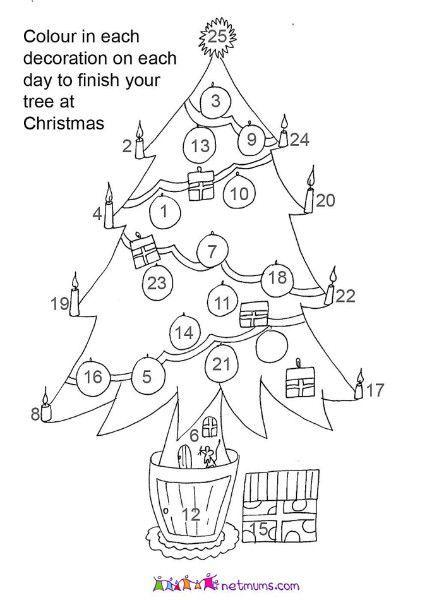 Ideas For Advent Calendar Netmums : Advent calendars netmums pinterest
