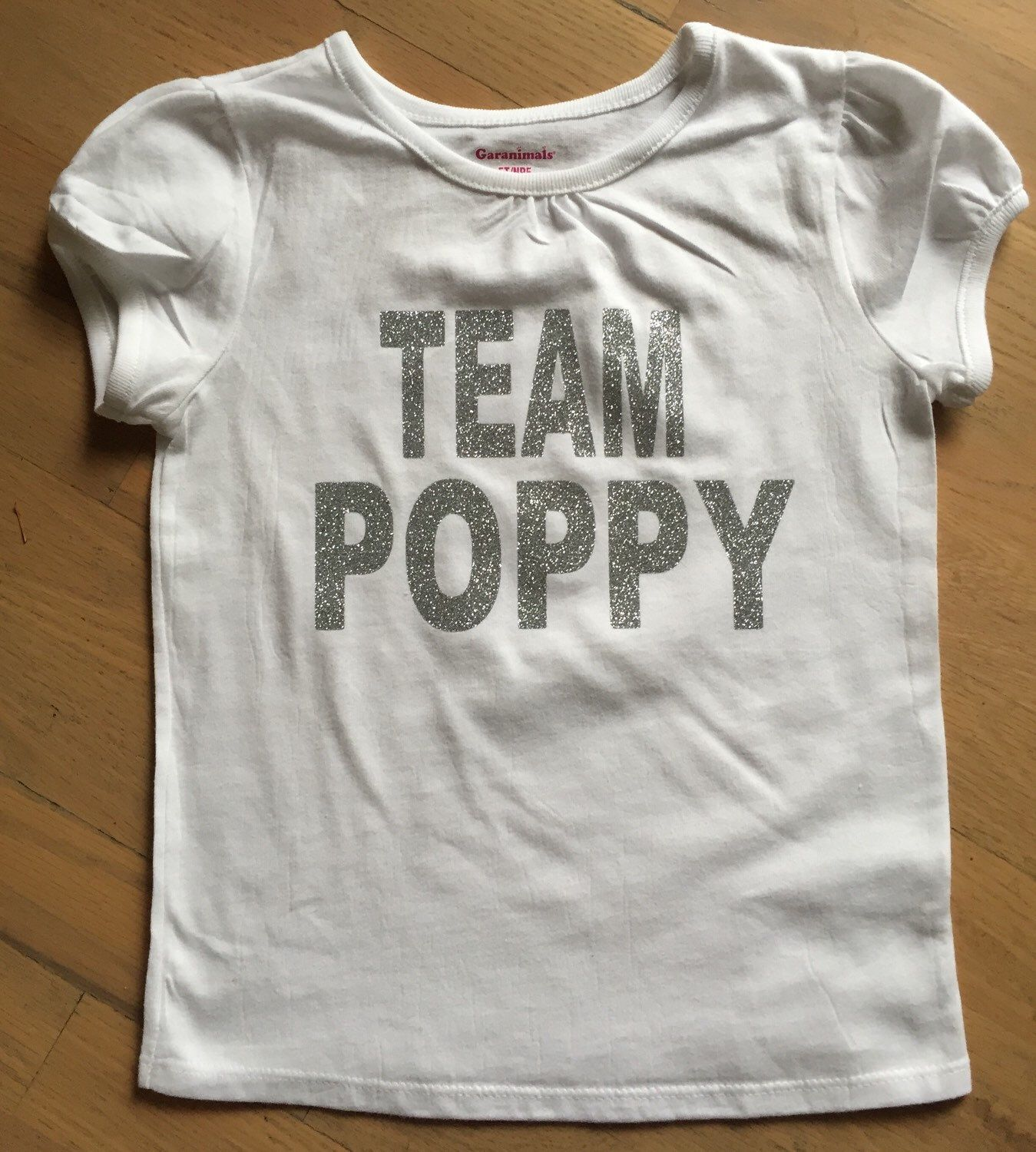 A personal favorite from my Etsy shop https://www.etsy.com/listing/235698750/team-poppy-tshirt