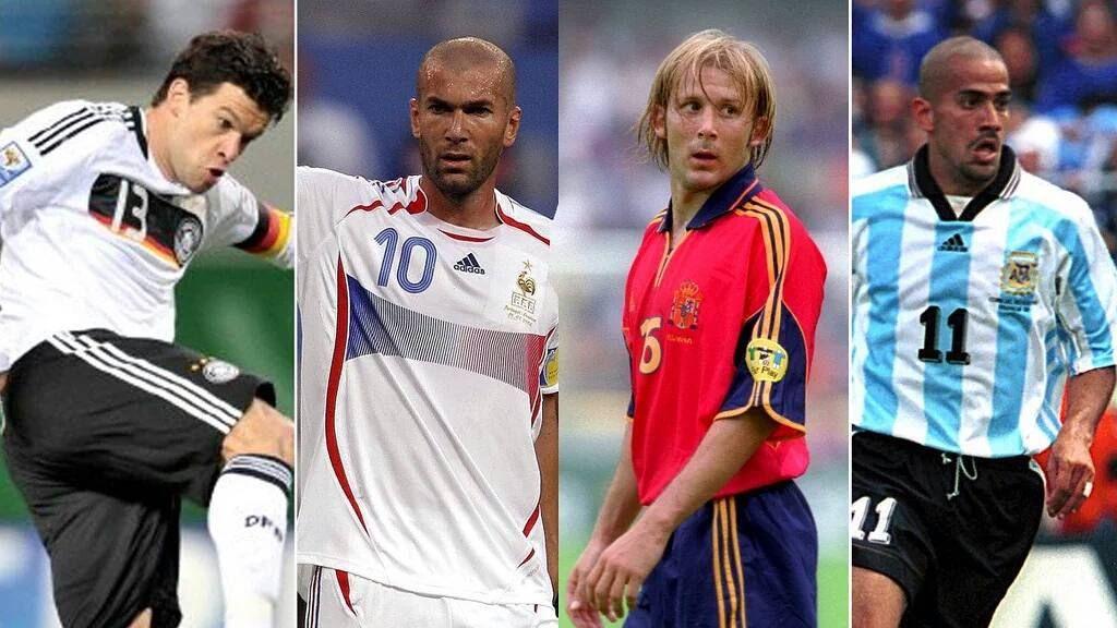 GENIAL  La FIFA organizará el primer Mundial de Leyendas con jugadores entre 35 y 45 años.
